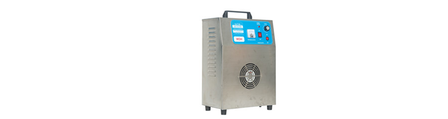 Difference between Air Source Feeding and Oxygen Source Feeding Ozone Generator
